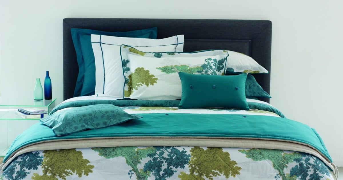 Yves Delorme представляет новую коллекцию постельного белья