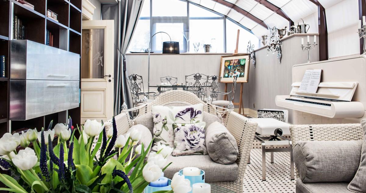 Как живут архитекторы: квартира для дружной семьи в Палашевском переулке