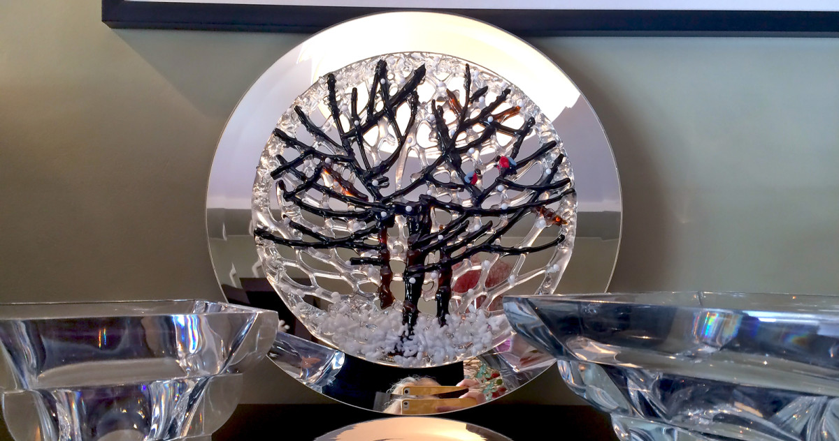 Студия IBиS представила новую коллекцию панно «Времена года»