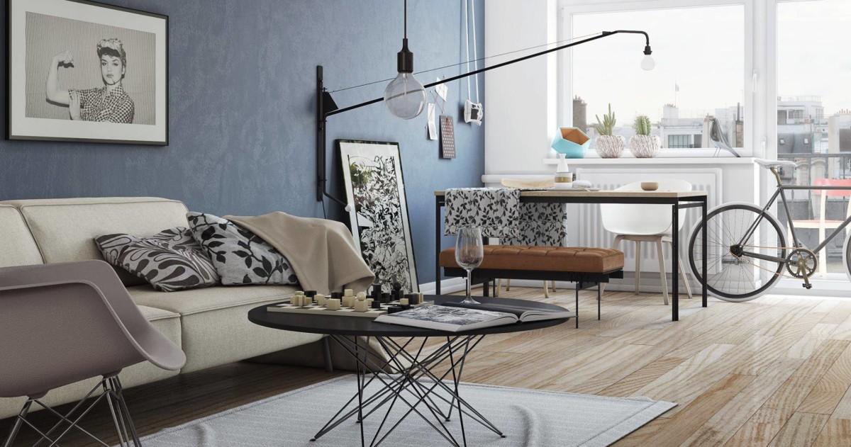 15 идей для маленькой гостиной