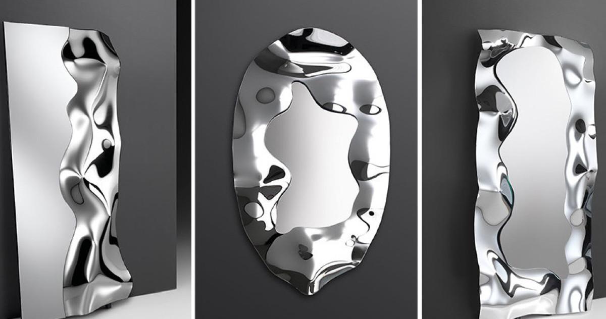 Самый ожидаемый предмет выставки iSaloni Москва — зеркало с секретом