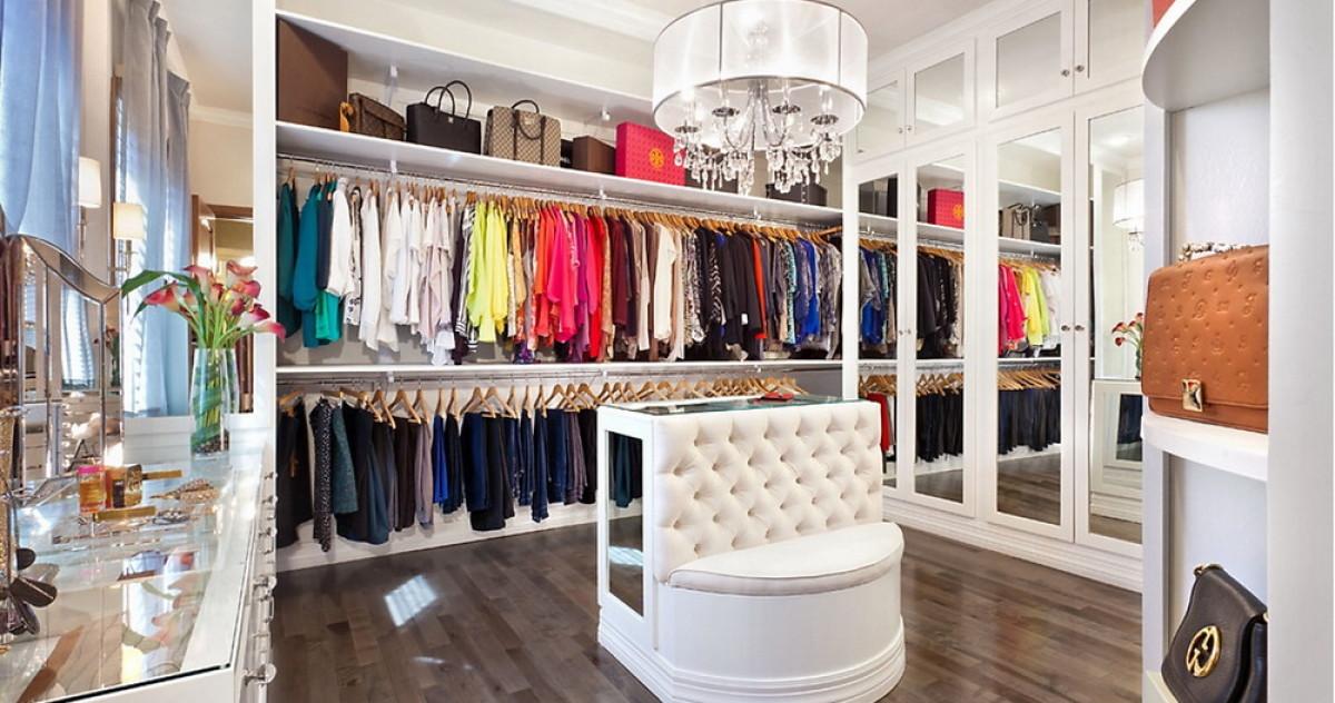 Уроки дизайна с Асей Бондаревой: 5 шагов по созданию идеальной гардеробной