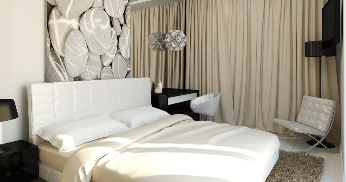 Как обустроить маленькую спальню стильно и функционально: 10 советов