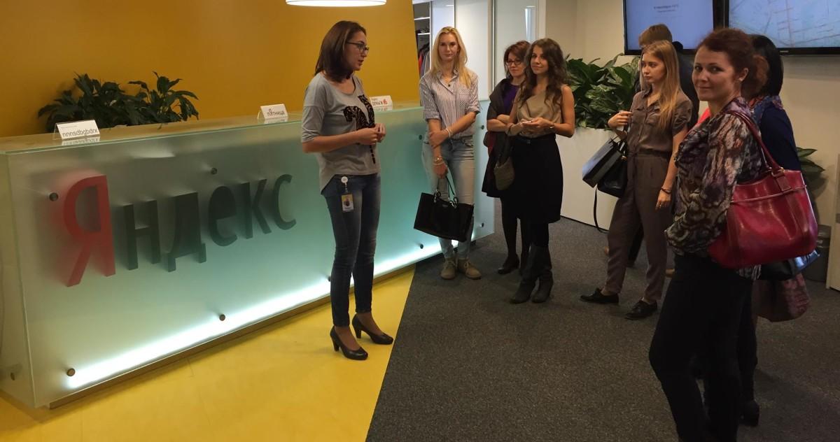 Главный редактор Roomble.com Оксана Кашенко провела мастер-классы в Новосибирске