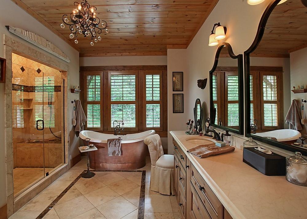 20 примеров, почему прованс в ванной — это круто
