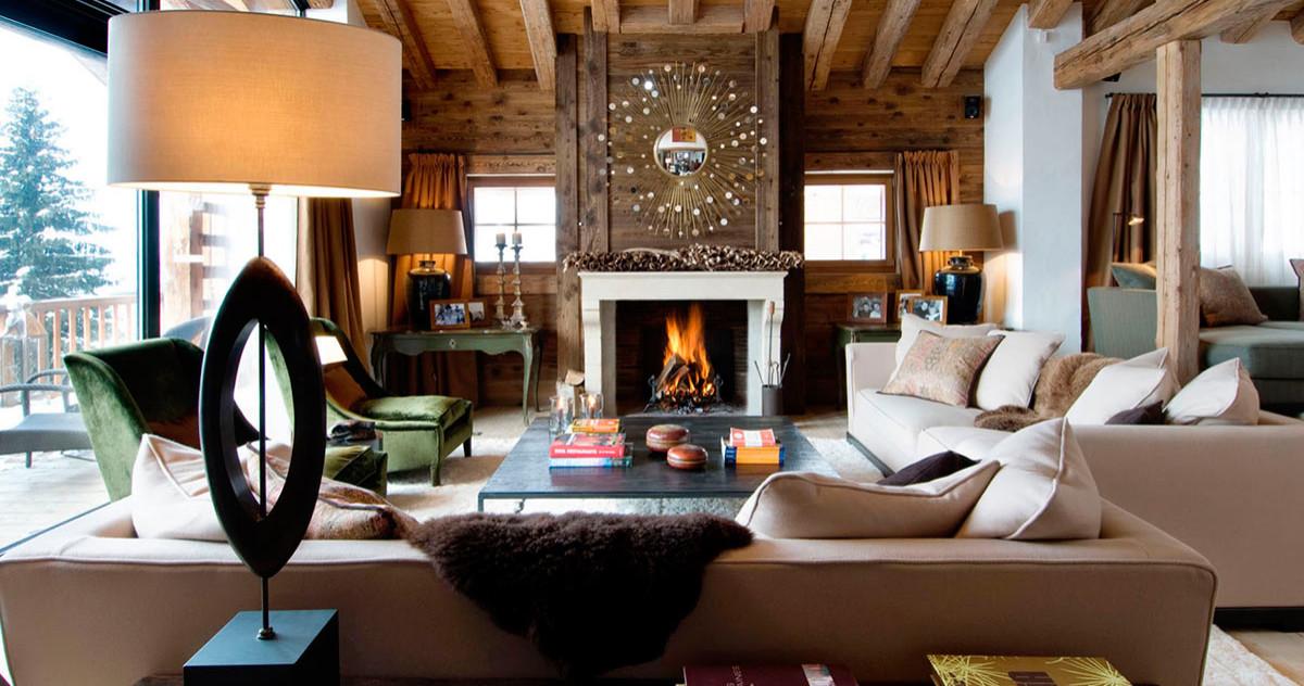 Как создать стиль шале в интерьере: советы профи и удивительная квартира из Магадана