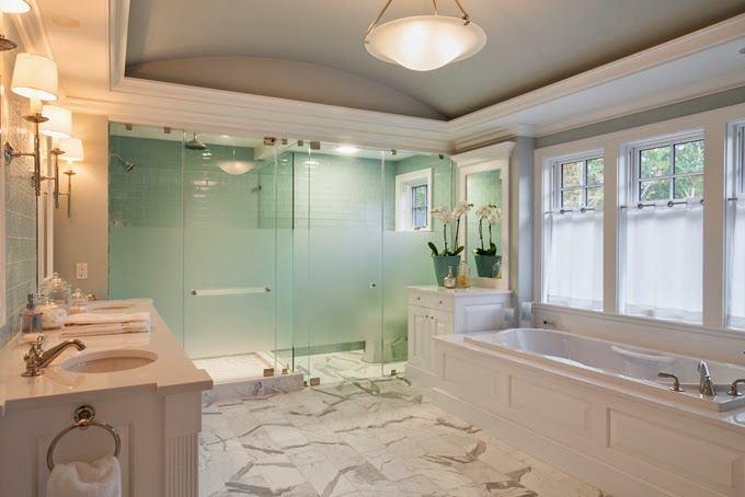 Ванная в цветах: желтый, серый, светло-серый, бежевый. Ванная в стилях: классика, минимализм.
