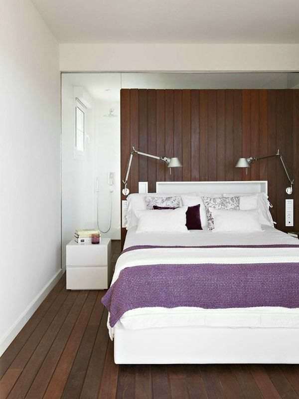 Мебель и предметы интерьера в цветах: серый, светло-серый, сиреневый, коричневый. Мебель и предметы интерьера в стиле минимализм.
