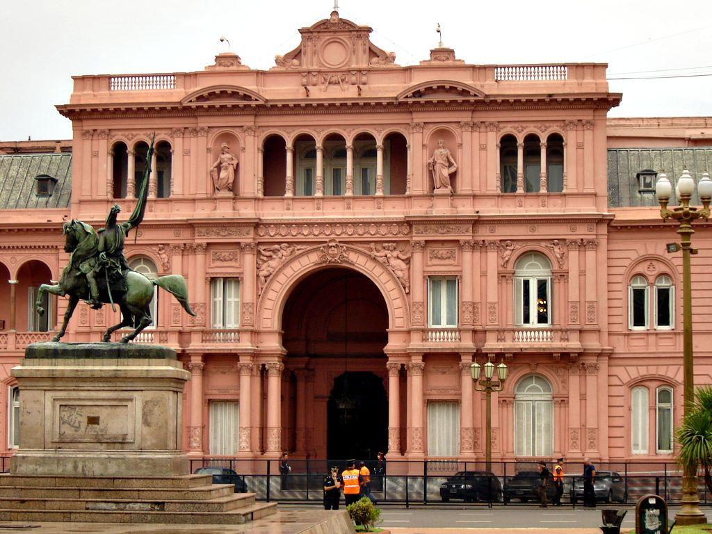 Архитектура в цветах: розовый, коричневый, бежевый. Архитектура в .
