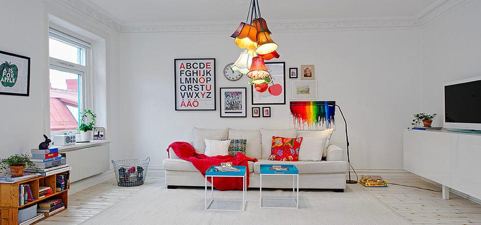 Как сделать съёмную квартиру уютнее: 10 лучших идей
