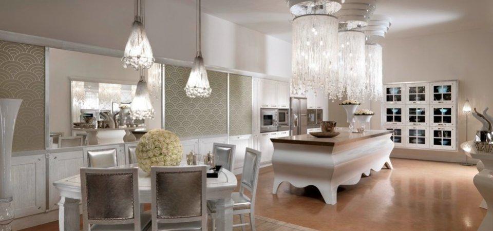 15 кухонь мечты от трёх известных европейских брендов