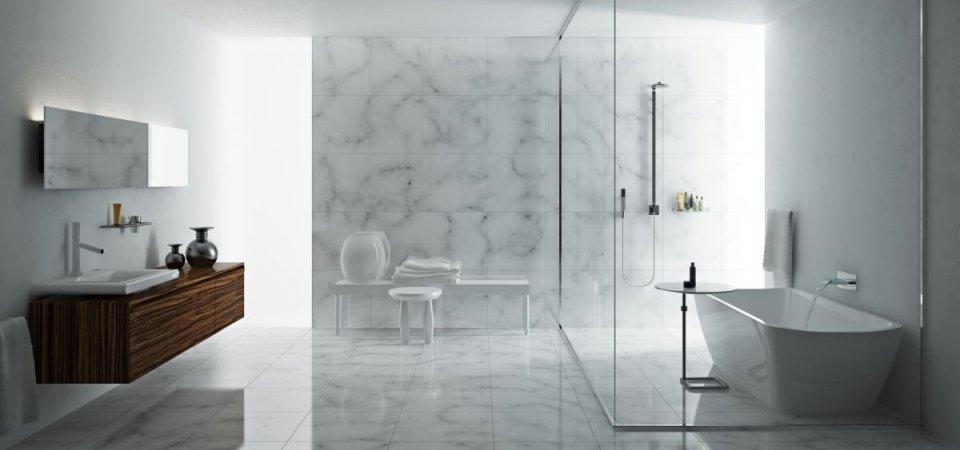 6 идеальных отделочных материалов для ванной комнаты