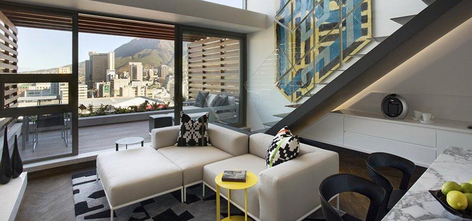 Чёрное и белое: национальный колорит в южноафриканском мегаполисе