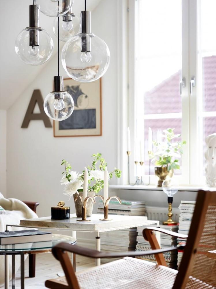 Светильники в цветах: серый, светло-серый, белый, бежевый. Светильники в стиле скандинавский стиль.