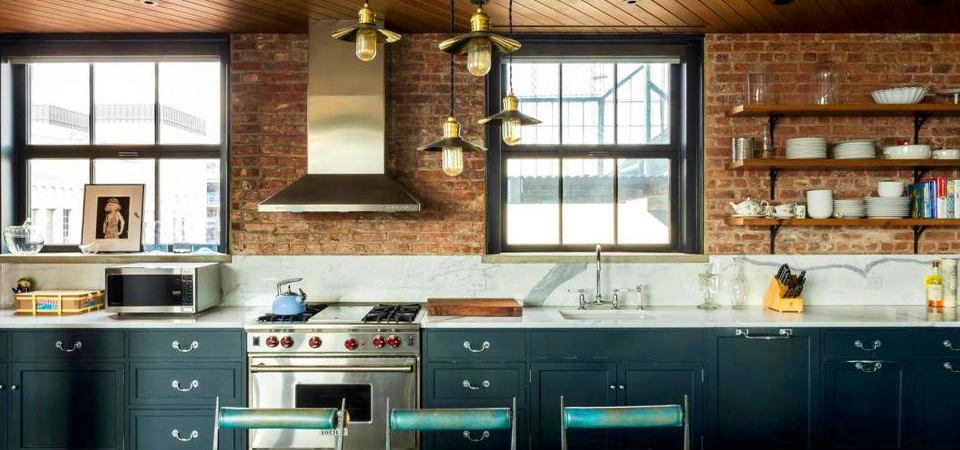 6 секретов обустройства кухни, как у профессионалов