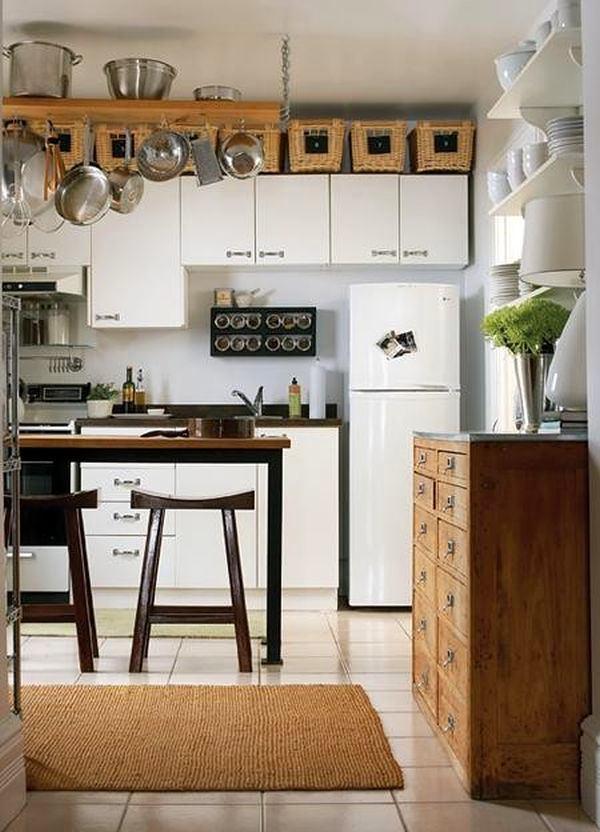 Кухня в цветах: серый, светло-серый, белый, темно-коричневый. Кухня в .