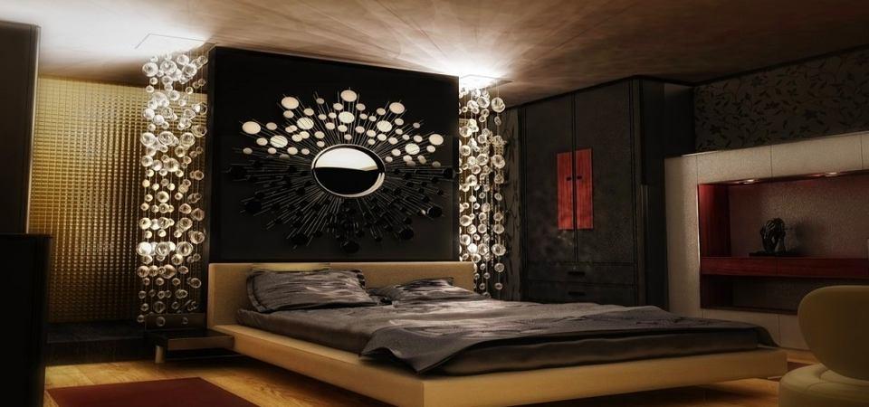 20 настоящих мужских спален
