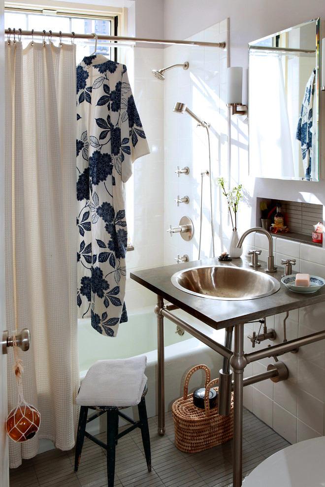 Туалет в цветах: черный, серый, светло-серый, белый, темно-коричневый. Туалет в стилях: классика, лофт, эклектика.