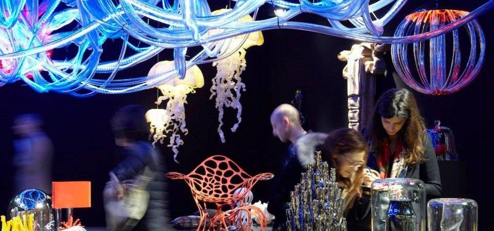 Самое интересное с открытия выставки Maison&Objet-2014 в Инстаграм российских дизайнеров