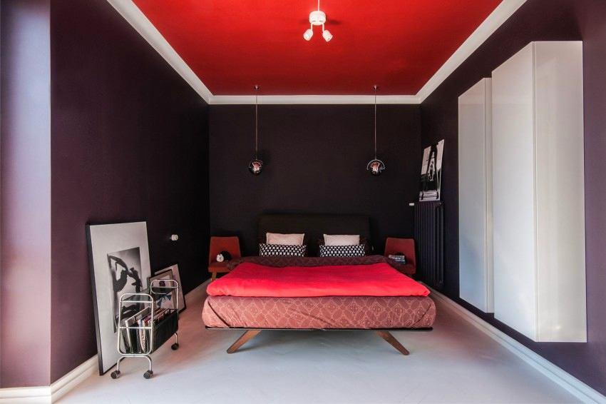 Мебель и предметы интерьера в цветах: красный, черный, серый, светло-серый, бордовый. Мебель и предметы интерьера в стиле прованс.