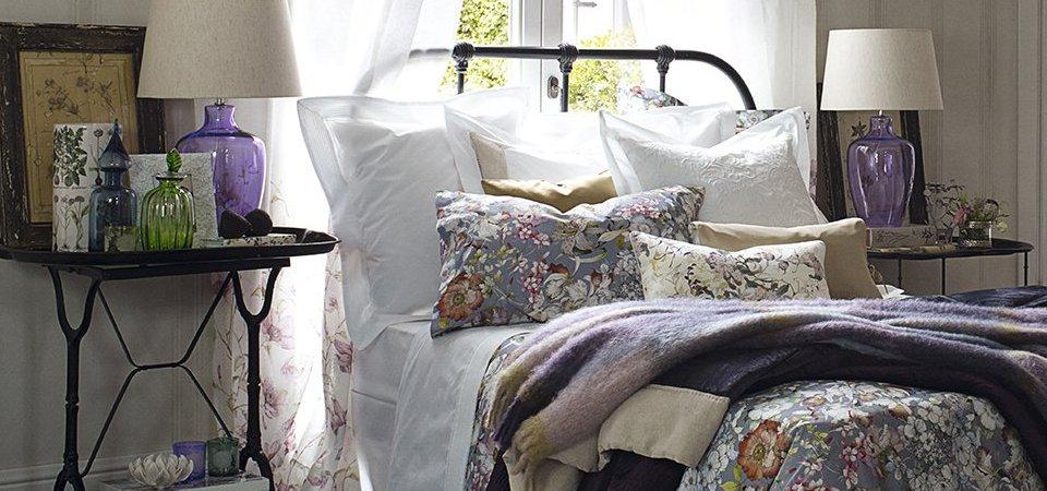 5 вариантов декора спален из новой коллекции Zara Home