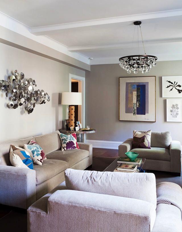 Гостиная, холл в цветах: черный, серый, белый, коричневый. Гостиная, холл в стиле американский стиль.