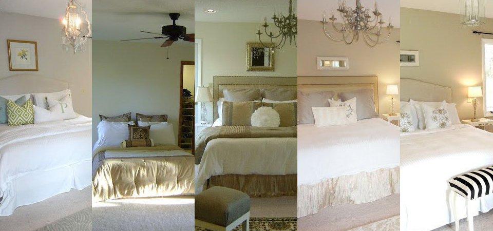 Методом проб и ошибок: 10 вариантов декора собственной спальни от популярного американского блогера
