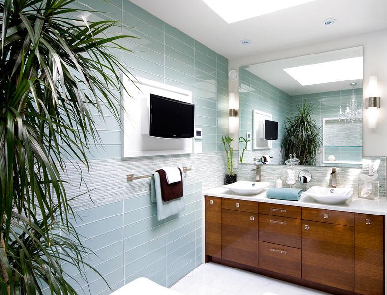 Туалет в цветах: черный, серый, светло-серый, белый, коричневый. Туалет в стиле неоклассика.