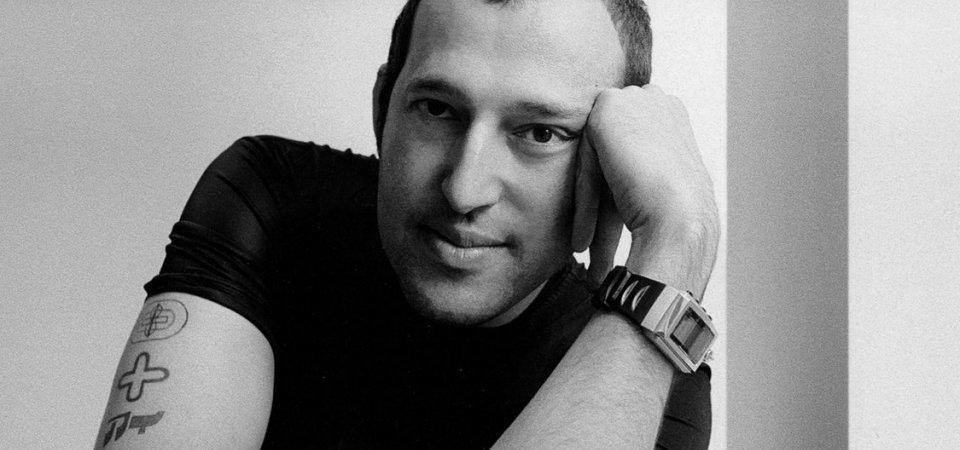 Карим Рашид: человек мира и основатель чувственного минимализма