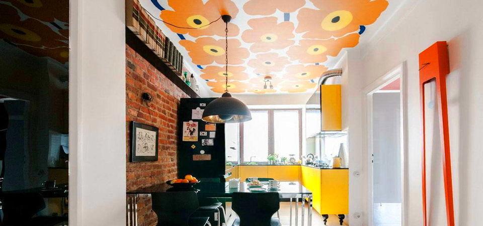 30 вариантов оформления потолка, среди которых вы найдёте свой