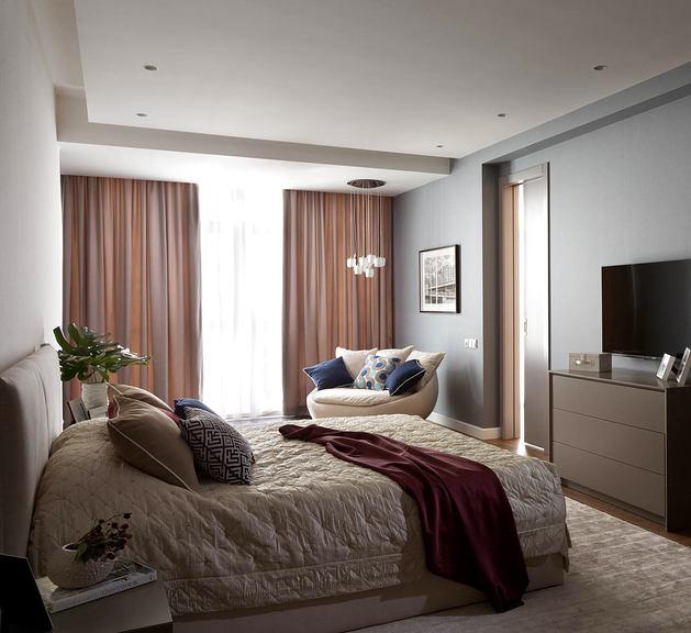 Мебель и предметы интерьера в цветах: черный, серый, светло-серый, белый, коричневый. Мебель и предметы интерьера в стилях: минимализм, экологический стиль.