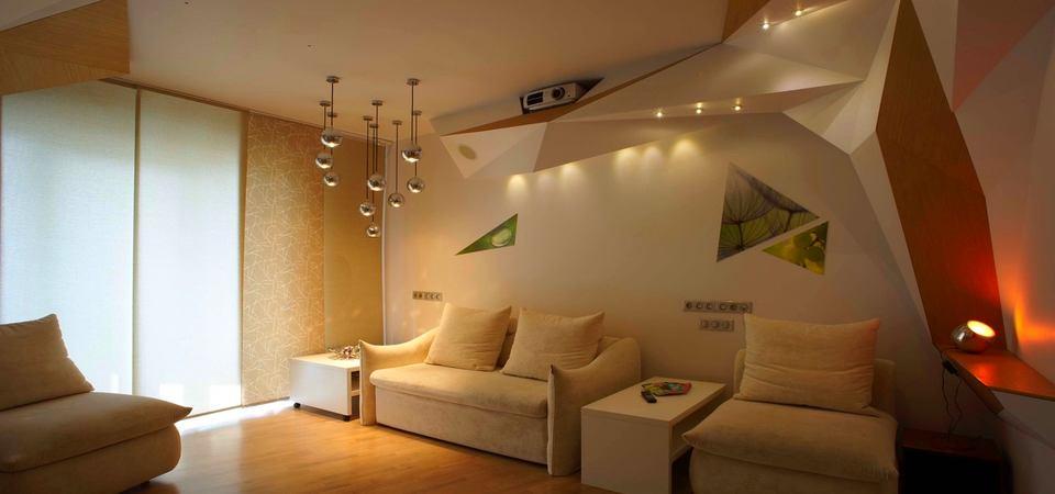 Первый в России дизайнерский проект квартиры для человека с особенностями