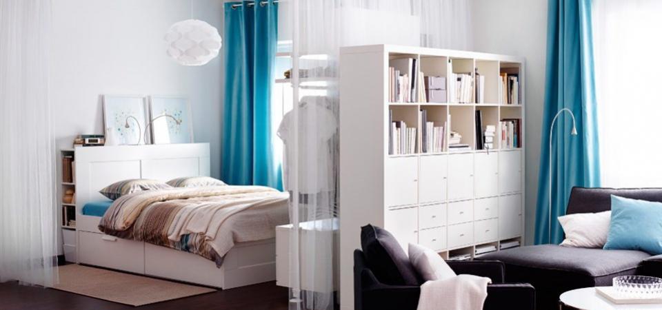 8 полезных советов по обустройству маленькой квартиры
