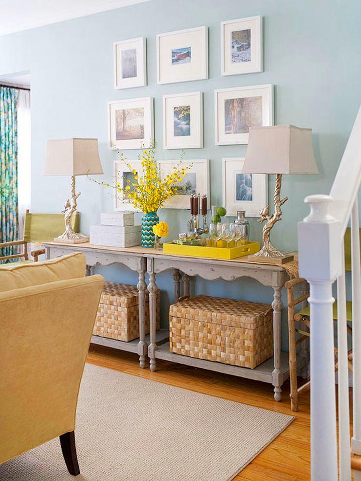 Гостиная, холл в цветах: серый, светло-серый, белый, лимонный, бежевый. Гостиная, холл в стилях: арт-деко, этника.
