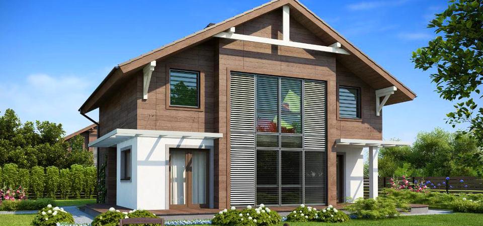 Преимущества технологии каркасных домов: 4 важных факта