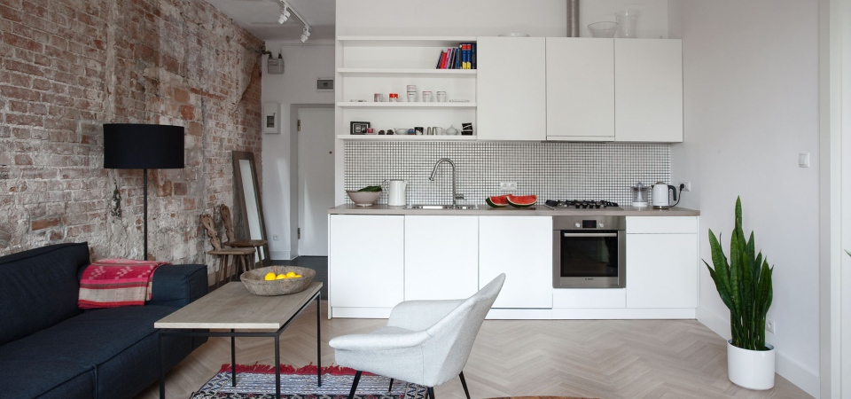 Как добиться равновесия между эпохами и стилями: пример ремонта квартиры в Варшаве и 4 важных совета