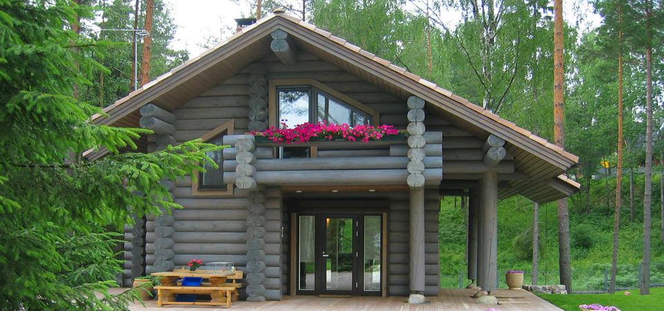 Какой дом построить на своём дачном участке: 53 отличные идеи