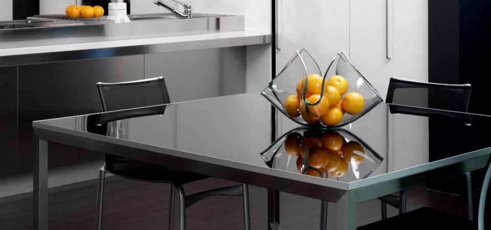 Как выбрать обеденный стол: примеры и советы дизайнера