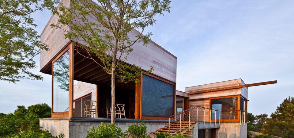 Невероятный дом: 600 квадратных метров в окружении океана