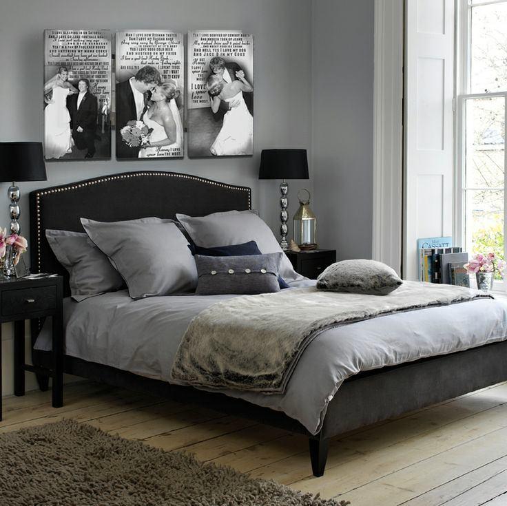 Мебель и предметы интерьера в цветах: черный, серый, светло-серый, белый, сине-зеленый. Мебель и предметы интерьера в стилях: неоклассика.