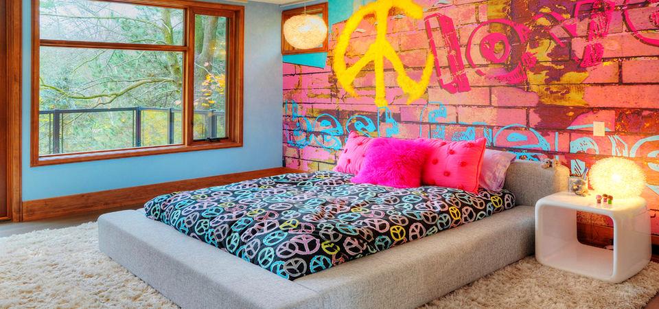 10 простых правил обустройства комнаты подростка