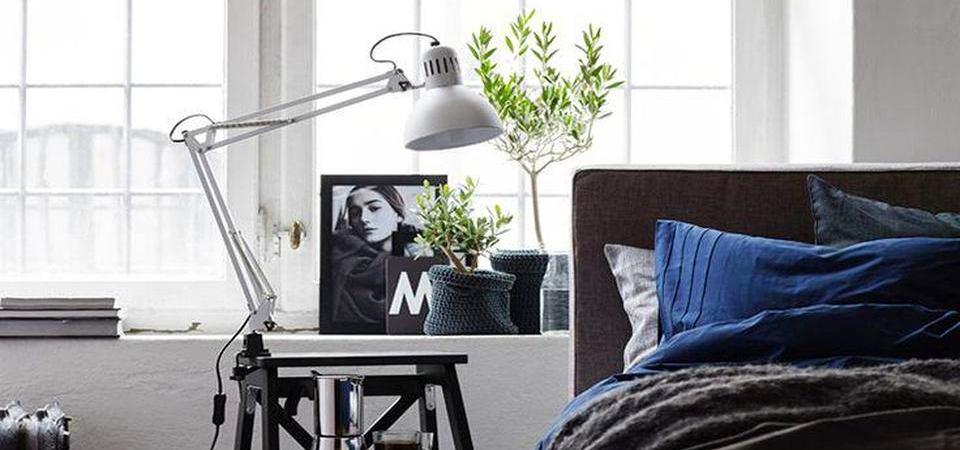 10 самых стильных чёрно-белых интерьеров в скандинавском стиле