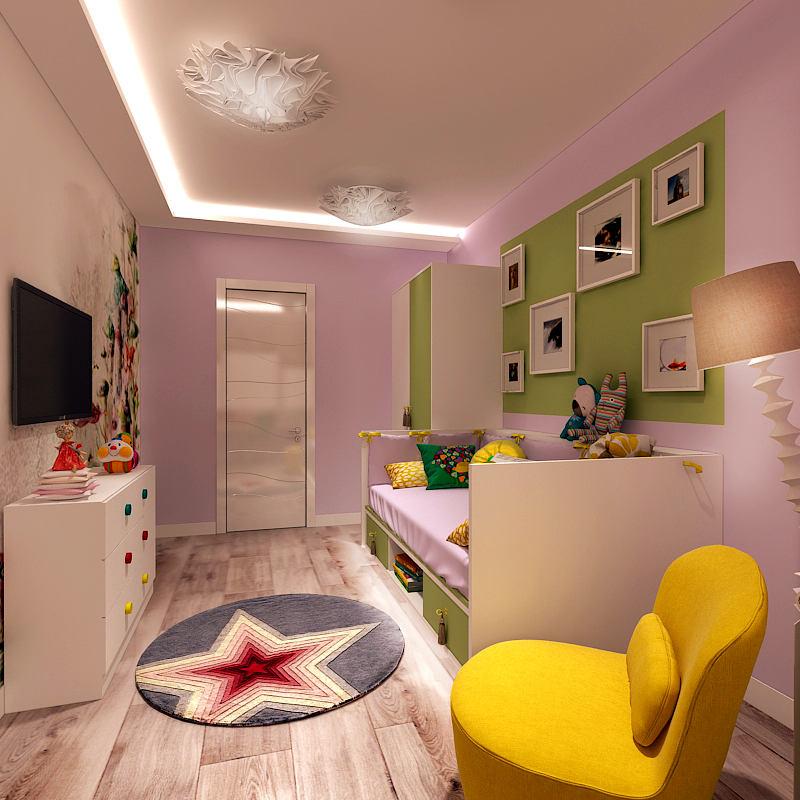 Гостиная, холл в цветах: белый, лимонный, салатовый, бежевый. Гостиная, холл в стиле минимализм.