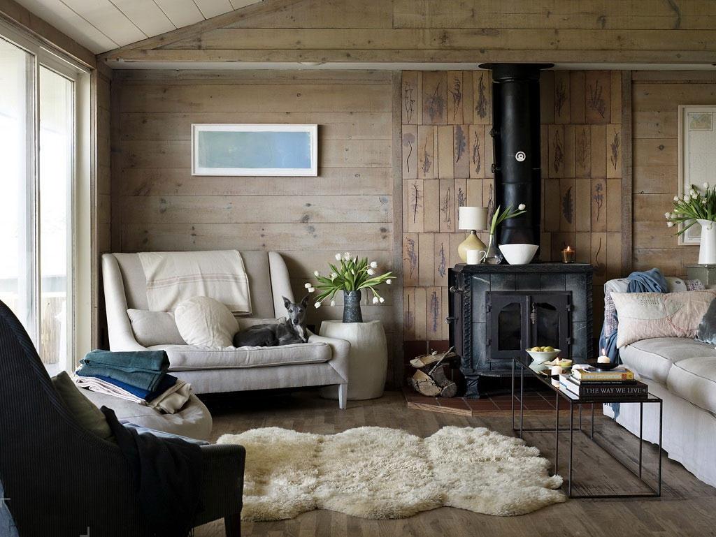 17 самых уютных гостиных
