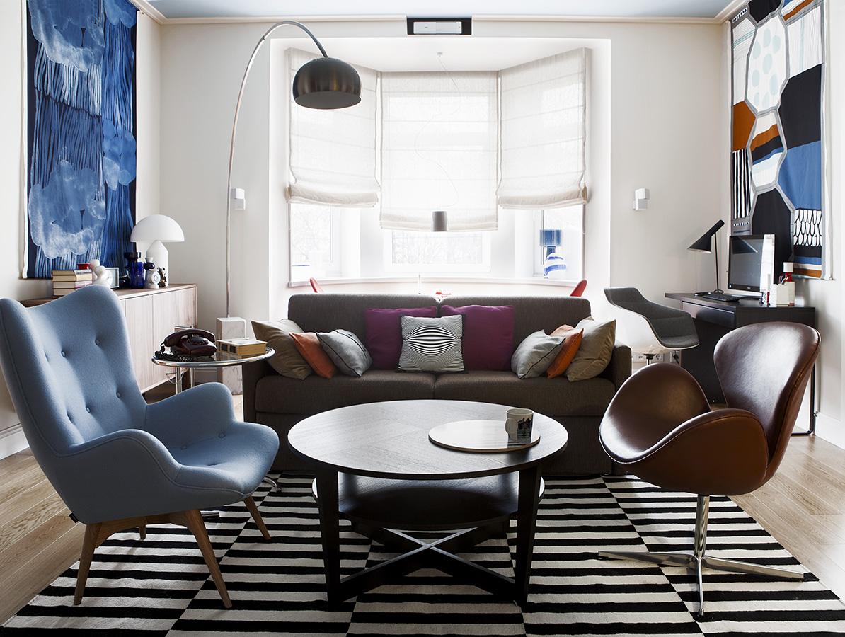 Идеальная квартира для молодой семьи