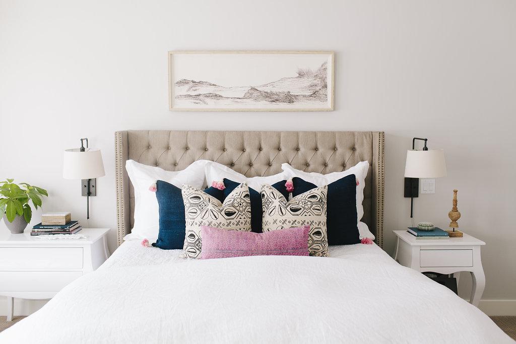 Где изготовить изголовье для кровати: 16 мастерских и лучшие примеры