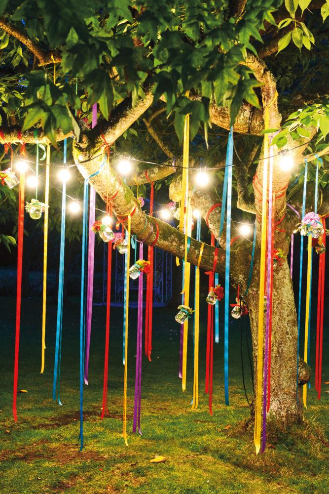 Вечеринка на даче: 15 идей оформления