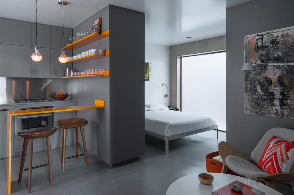 Планировка квартиры-студии: 5 советов правильного зонирования