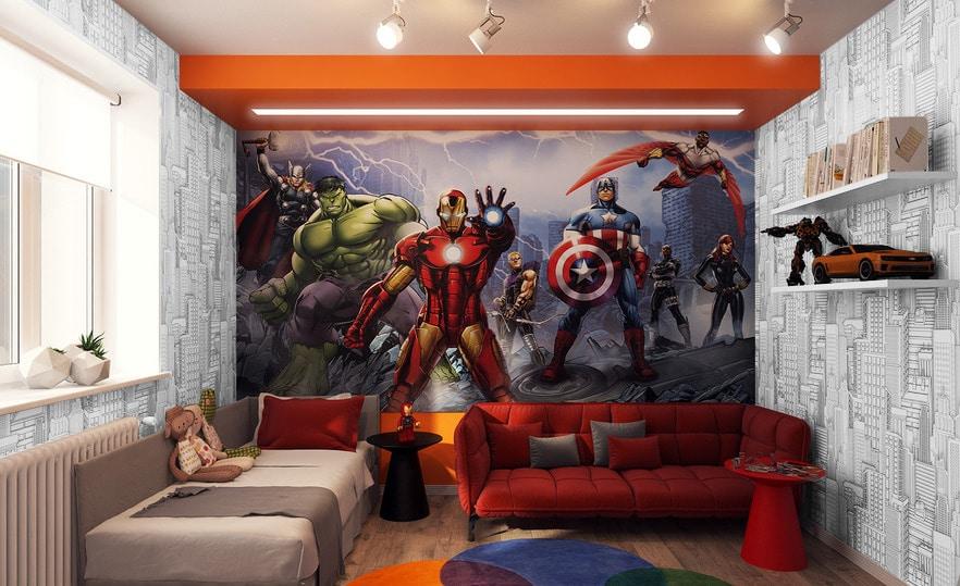 8 крутых детских комнат от российских дизайнеров