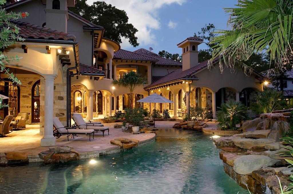 20 крутых бассейнов, в которых так и хочется побывать